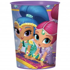 Shimmer & Shine Favour Cup Plastic Cup 473ml