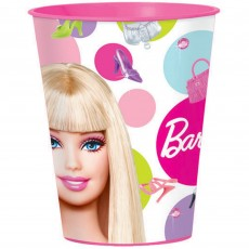 Barbie All Doll'd Up Favour Plastic Cup 473ml