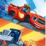Blaze & The Monster Machines Lunch Napkins 33cm x 33cm Pack of 16