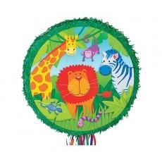 Jungle Animals Pinatas