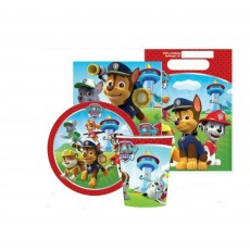 Paw Patrol Party Supplies - Party Packs