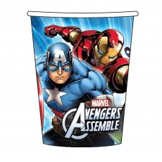 Avengers Assemble Party Packs For 8 Guests Pack of 40