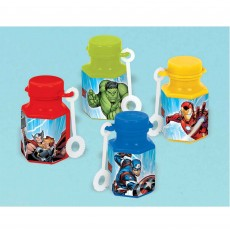 Avengers Epic Mini Bubbles 18ml Pack of 12