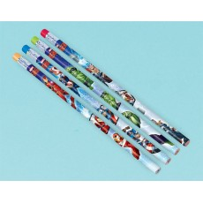 Avengers Epic Pencils Favours Pack of 12