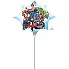 Avengers Mini Shaped Balloon