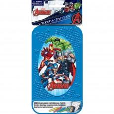 Avengers Sticker Activity Kit Favour