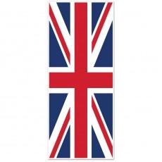 British Door Decorations 76cm x 1.83m