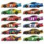 Disney Cars Cutouts 81cm Race Cars Pack of 12