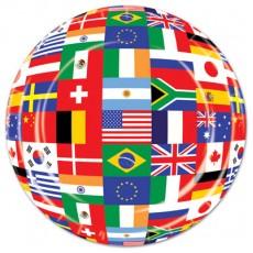 International Party Supplies - Dinner Plates