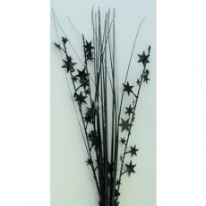 Black Star Onion Grass Spangle 56cm