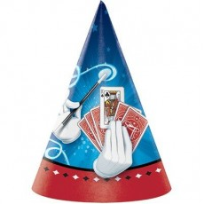 Magic Party Hats Child Size Pack of 8