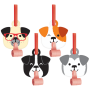 Dog Party Blowouts Pack of 8