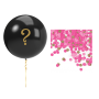 Pink Gender Reveal Balloon Kit Latex Balloon 90cm