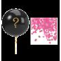 Pink Gender Reveal Balloon Kit Latex Balloon 90cm