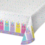 Llama Fun Party Table Cover 137cm x 259cm