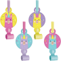 Llama Fun Party Blowouts Pack of 8