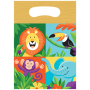 Jungle Safari Loot Favour Bags 23cm x 16cm Pack of 8