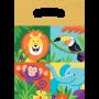 Jungle Safari Loot Favour Bags 23cm x 16cm Pack of 8