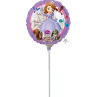 Sofia The First Foil Balloons 22cm