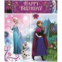 Disney Frozen Scene Setters Pack of 5