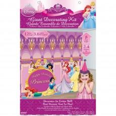 Disney Princess Giant Decorating Kit 2.4m x 3.6m