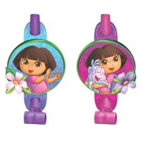 Dora the Explorer Blowouts Pack of 8