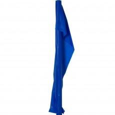 Royal Blue Plastic Table Roll 1.22m x 30.48m