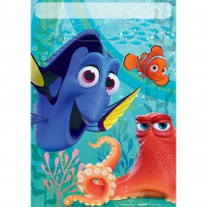 Finding Dory Favour Bags 16cm x 22cm Pack of 8
