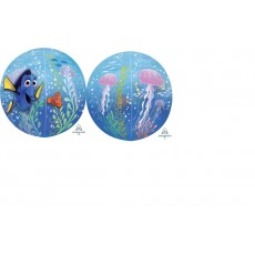 Finding Dory Shaped Balloons 38cm x 40cm Orbz