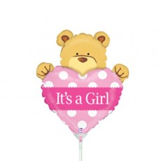 Baby Shower - General Foil Balloons It's a Girl