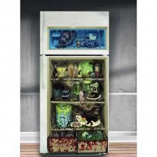 Halloween Refrigerator Door Decoration 80cm x 1.65m