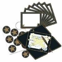 Hollywood Invitations 10.1cm x 15.2cm Pack of 8