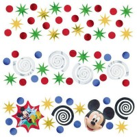 Mickey Mouse Confetti 34g Assorted Each