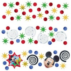 Single Pack Mickey Mouse & Friends Confetti 34g