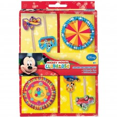 Mickey Mouse Clubhouse Picks & Cupcake Cases Pack of 48