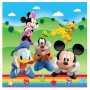 Mickey Mouse Lunch Napkins 33cm x 33cm Pack of 8