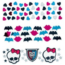 Monster High Confetti 34g Pack