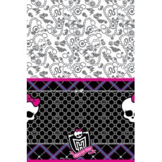 Monster High Paper Table Covers
