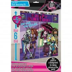 Monster High Scene Setters 5 Items