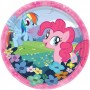 My Little Pony Lunch Plates 18cm Pack of 8