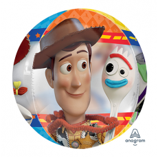 Toy Story 4 Shaped Balloon