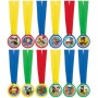 Paw Patrol Mini Medal Awards Pack of 12