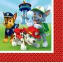 Paw Patrol Lunch Napkins 33cm x 33cm Pack of 16