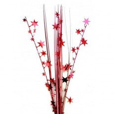 Star Red Onion Grass Spangle 56cm