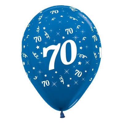 70th Birthday Party Supplies And Decorations Australia