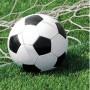 Soccer Lunch Napkins 32.7cm x 32.3cm Pack of 18