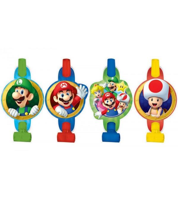 Super Mario Party Supplies - Super Mario Blowouts