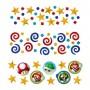 Super Mario Confetti 18cm Single Pack