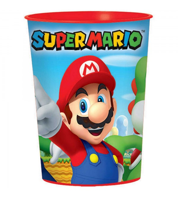 Super Mario Favour Plastic Cup 473ml