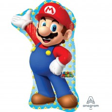 Super Mario SuperShape XL Shaped Balloon